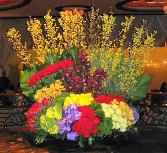 Teatro florals