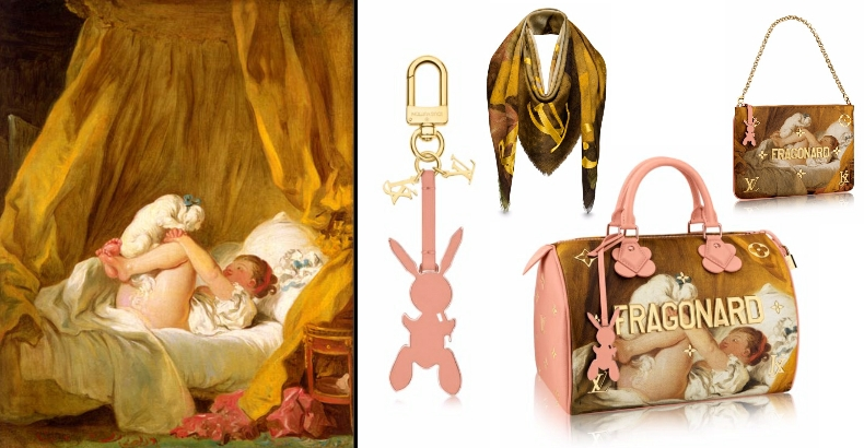 shulmansays com  u00bb jeff koons x louis vuitton   masters