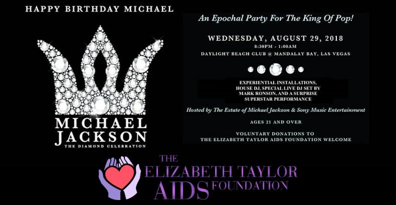 MJ Diamond Celebration