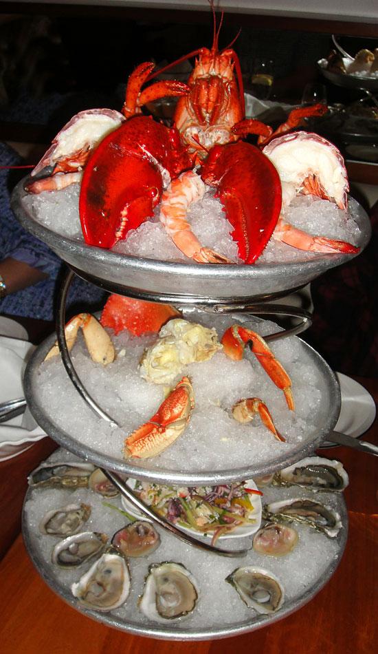RM - Large Chilled Shellfish Sampler