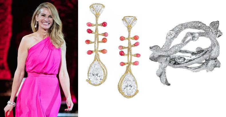 Oscars 2019 Jewelry