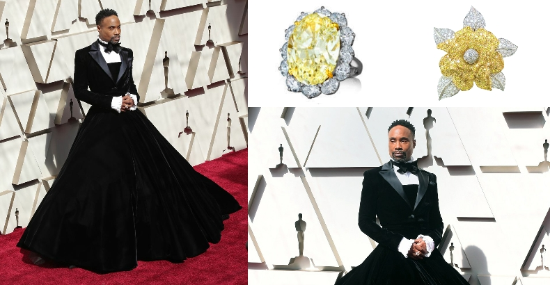Oscars 2019 Jewelry