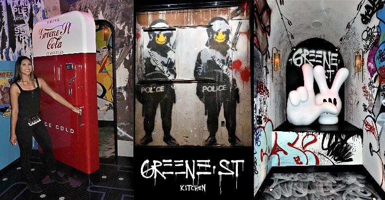 Greene St