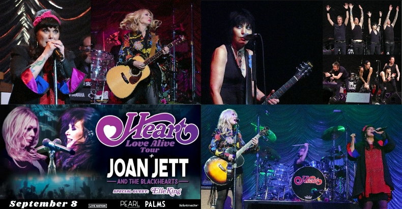 Heart Joan Jett