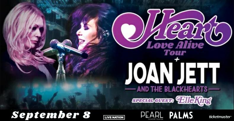 Heart Joan Jett