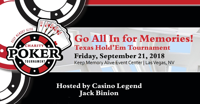 KMA Charity Poker Tournament