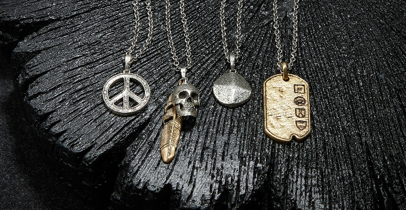 John Varvatos Jewelry