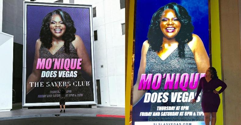 Mo'Nique Does Vegas