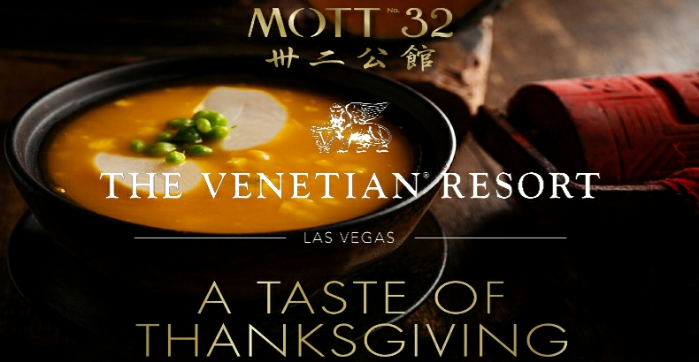 Mott 32 Thanksgiving