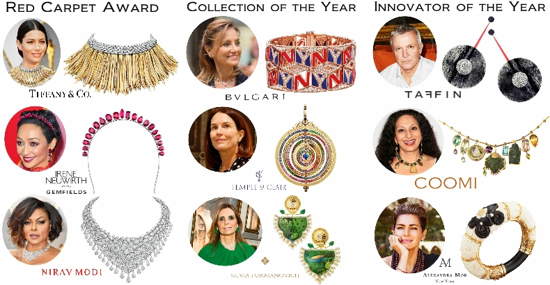 T&C Jewelry Awards