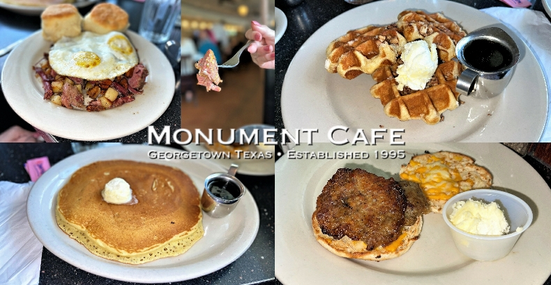 The Monument Cafe
